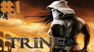 Trine Enchanted Edition - Walkthrough - Part 1 - Astral Academy (PC) [HD]