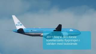 KLM: Flyga med biobränsle – håller det?