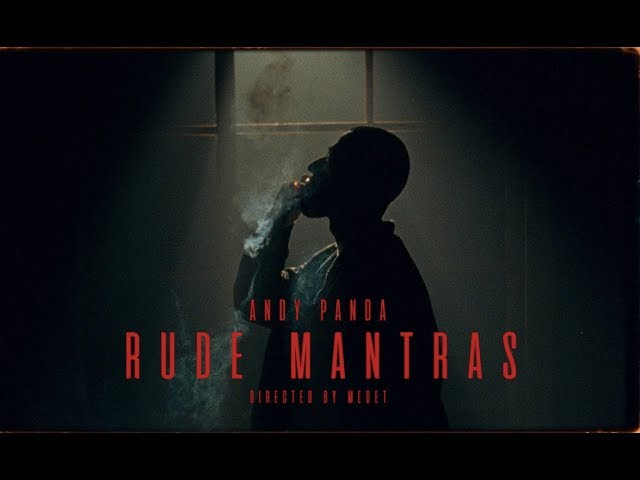 Andy Panda — Rude Mantras / Грубые Мантры (Official Video)