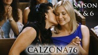 L'histoire de Callie & Arizona - Calzona - Saison 5 & 6 ( Français )