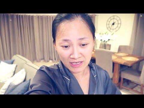 NGÀY HÔM NAY MẸ EM MỆT QUÁ !!!   Vlog 239, Năm 2018