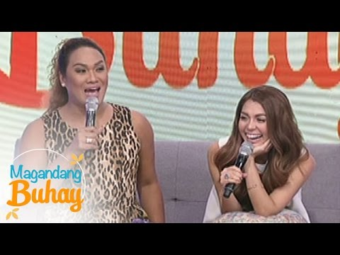 Magandang Buhay: Negi and MJ answer beauty pageant questions