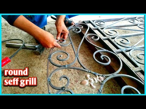 luxury house metal window | latest modern window grill ideas...