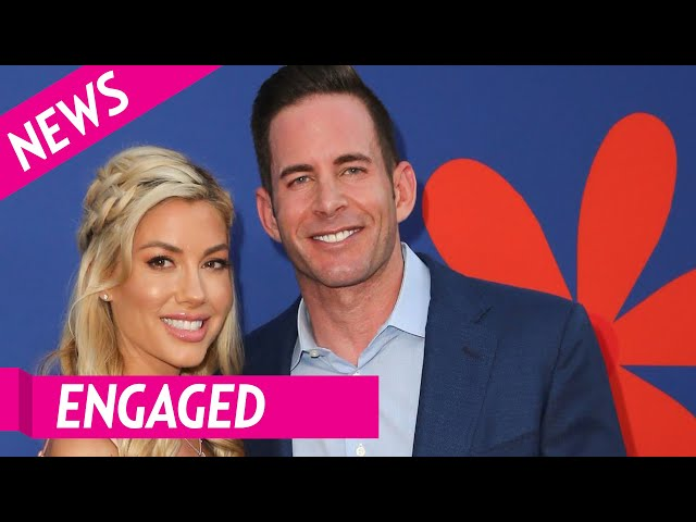 Tarek El Moussa and Heather Rae Young are Engaged!