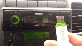 Автомагнитола Fusion FCD-3300U