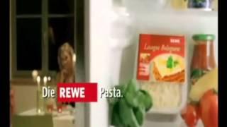 REWE Werbespots mit dem Offiziellen REWE Lied