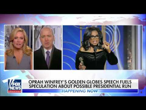 Trump slams Oprah, hopes to see her 2020 run to 'expose and defeat'