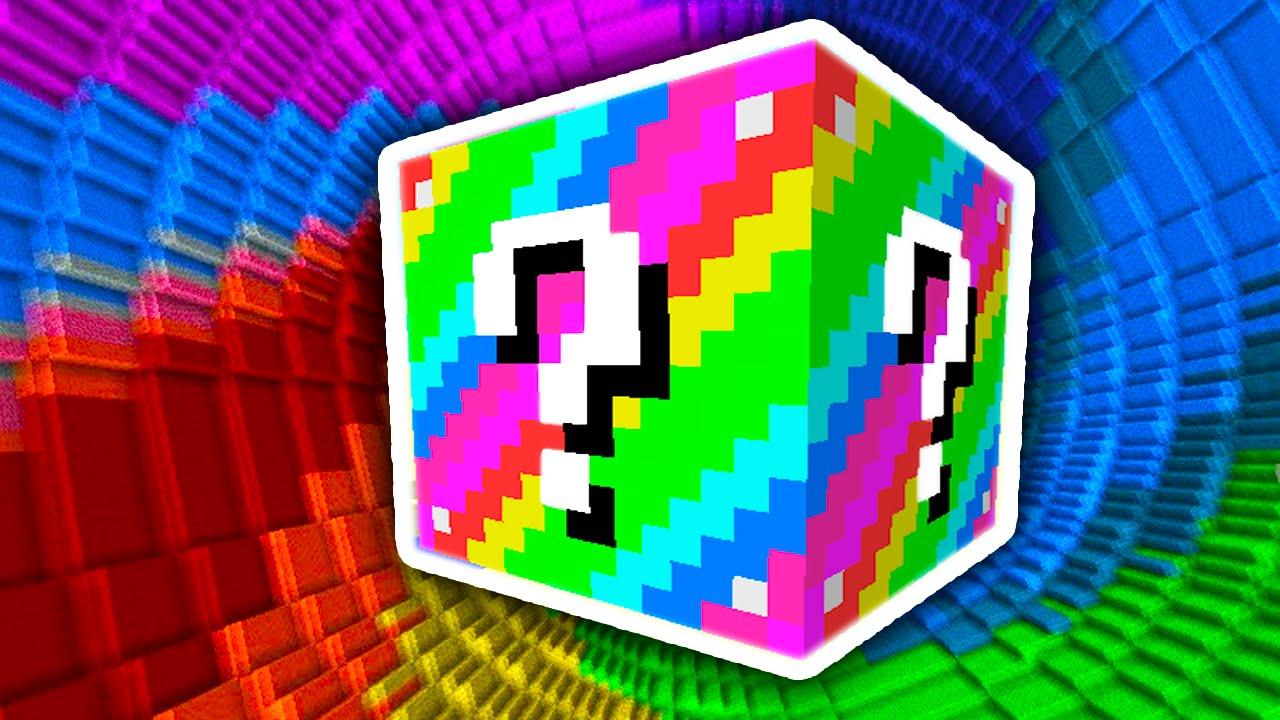 rainbow lucky blocks