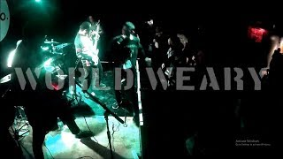 World Weary - Audio, Glasgow - Full Set - 07.03.15