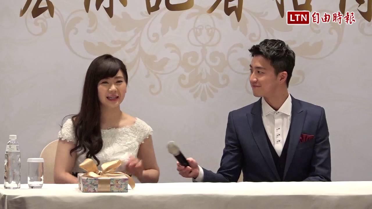 LIVE - 江宏傑,福原愛婚訊記者會 - YouTube