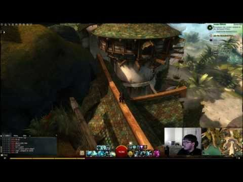 (9/5/2015) Guild Wars 2 - More Jumping Puzzles