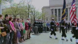 Blessing of the Fleets Ceremony Held at Navy Memorial in Washington