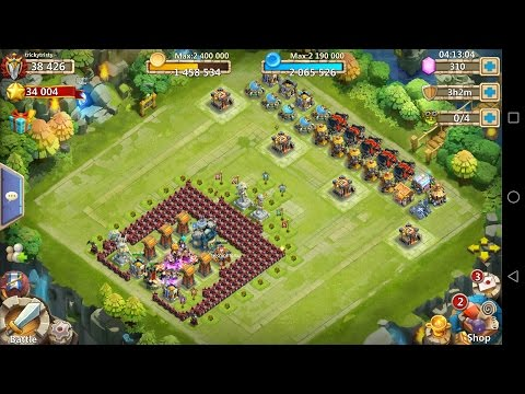Base Designing 101 - The Perfect Base And Pro Tips - Castle Clash