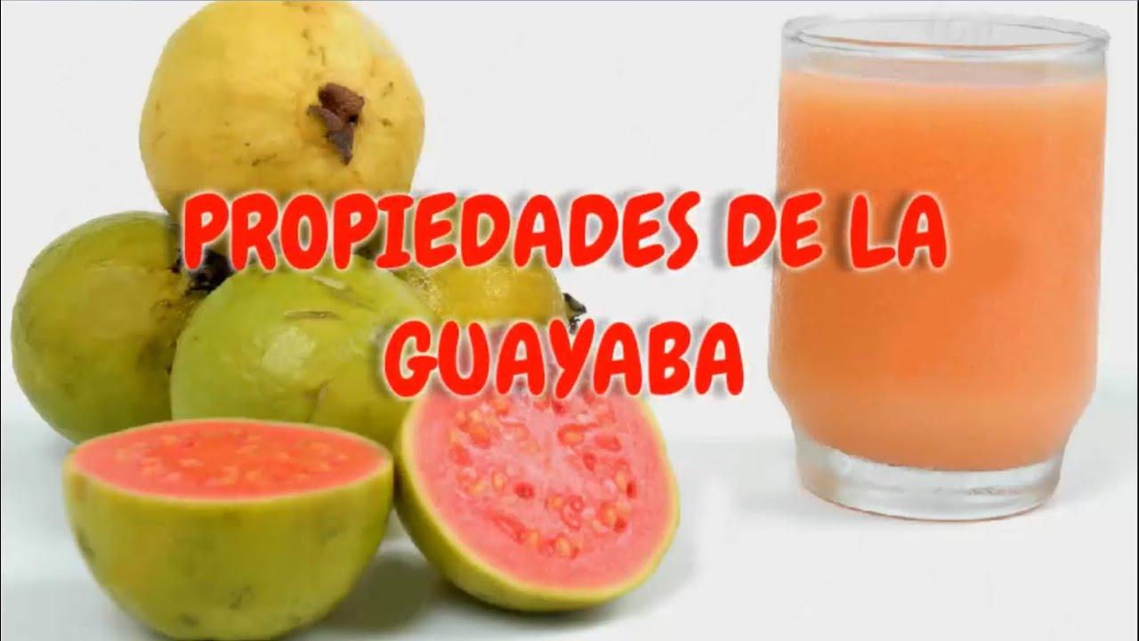 Beneficios y Propiedades de la Guayaba para la Salud
