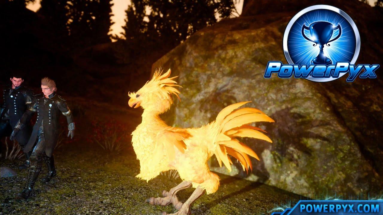 Final Fantasy XV Trophy Guide & Roadmap