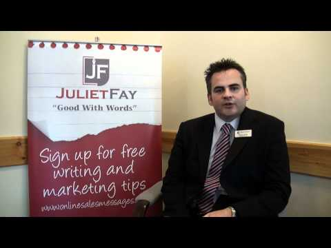 Video Testimonial - Juliet Fay Newsletter Copywriting Course