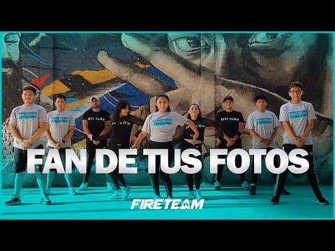 Fan de Tus Fotos – Nicky Jam x Romeo Santos | Zumba Fitness | Coreografía | Fireteam