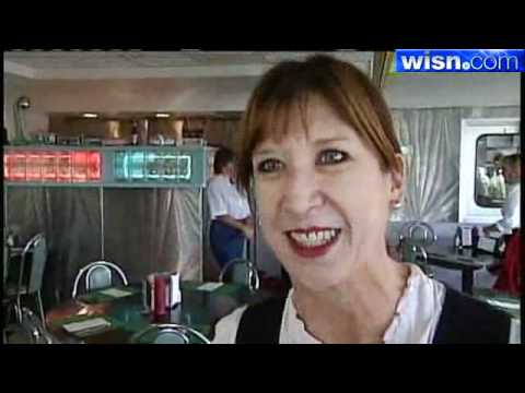 First Lady Visits Milwaukee Area Diner