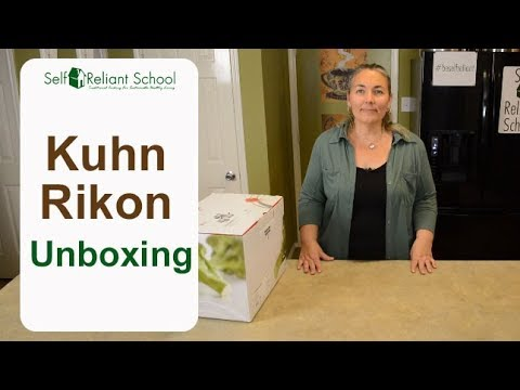 Kuhn Rikon Pressure Cooker Unboxing