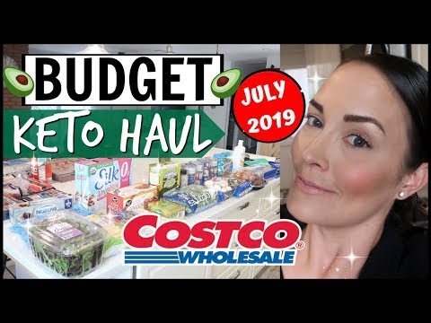 🥑july-2019-monthly-costco-grocery-haul-on-a-budget-●-keto-costco-shopping-list-+-haul-with-prices!!