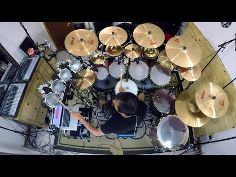 Dream Theater - Metropolis Pt  1: The Miracle and The Sleeper (Drum Cover)
