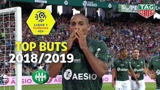 Top 3 buts AS Saint-Etienne | saison 2018-19 | Ligue 1 Conforama