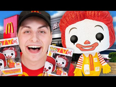 You Can Only Buy This Funko Pop At McDonalds!