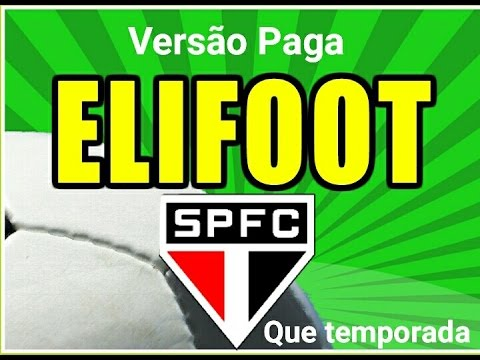 elifoot 2009 com registro gratis