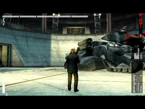 [1] Metal Gear Solid: Peace Walker Playthrough - Part 35: Going in Style