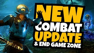 BIG New World Changes: Exclusive Early Look (Combat Update, New Zone, Fishing)