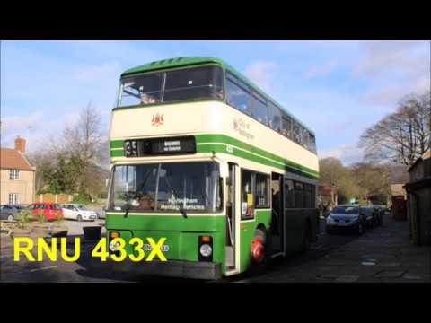 ARC 666T & RNU 433X Nottingham AN68/AN69 Atlanteans