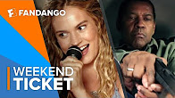 In Theaters Now: Mamma Mia! Here We Go Again, Unfriended: Dark Web, The Equalizer 2 | Weekend Ticket - Продолжительность: 3 минуты 45 секунд