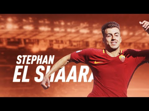 Stephan El Shaarawy - Goal Show 2017/18 - Best Goal for AS Roma