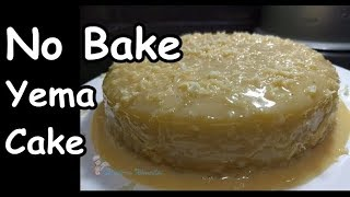 No-Bake Yema Cake w Expenses Computation