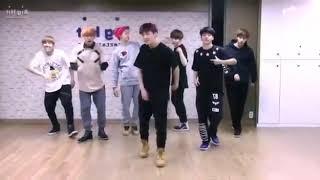 Latihan BTS (boy ini luv) official