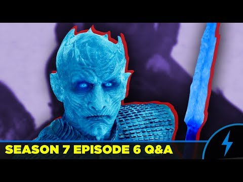 Thumbnail: Game of Thrones - DID NIGHT KING SET A TRAP? - Season 7 Episode 6 Q&A - (Night King Plan EXPLAINED)