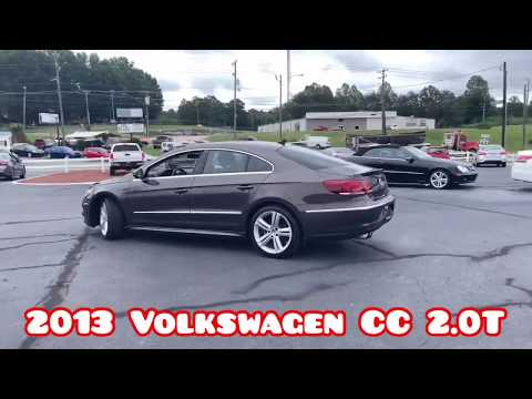 2013 VW CC 2.0T For Sale In Winston-Salem, NC 27105