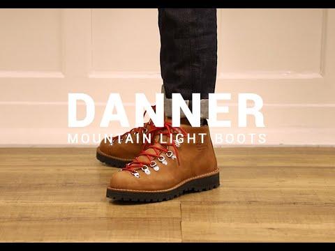 Danner Mountain Light Boots - A Closer Look + On Foot!