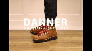 Danner Mountain Light Boots - …