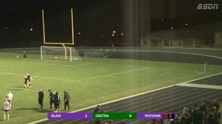 BSDN Live - Blair @ Gretna - EMC Girls Soccer Tournament