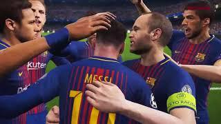 Gambar cover PES 2018  Tanıtım Videosu - Official E3 2017 Trailer