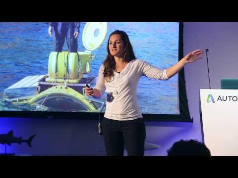 Design Night: Deep dive, talk by Erika Bergman