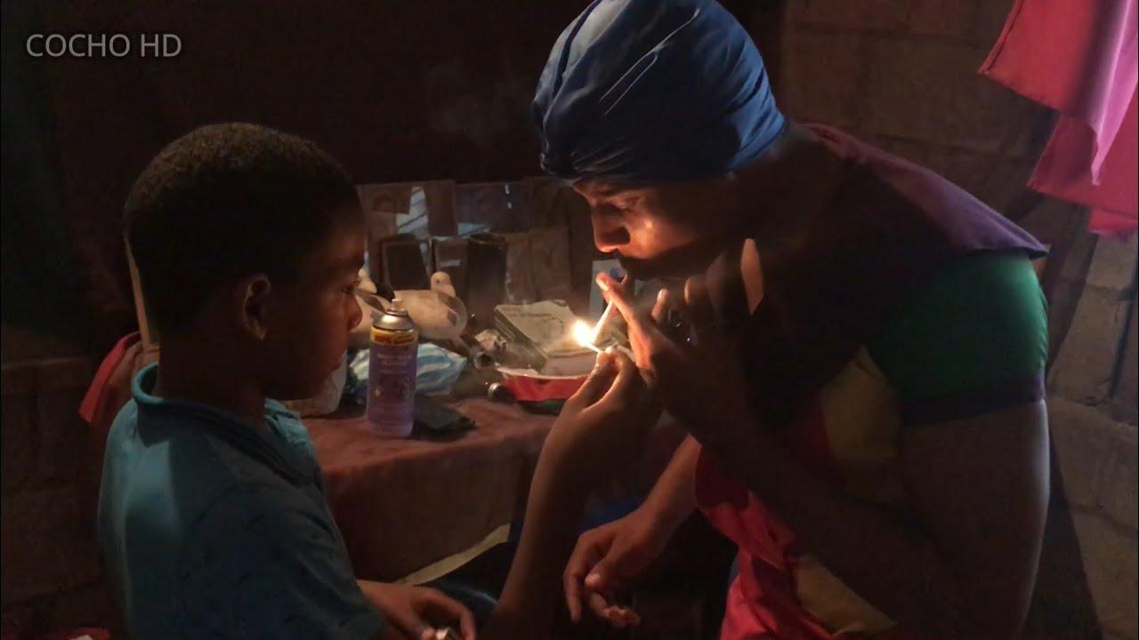 Babu - El brujo haitiano mas bruto del mundo