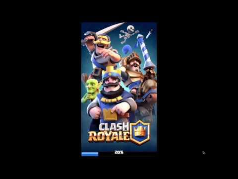 Clash Royale: Full Footage of Legendary Glitch (Algorithm)