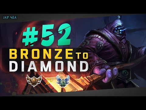Channeling My Inner Hashinshin | Jax Top | Depths of Bronze to Diamond Episode #52