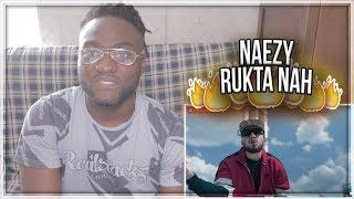 GULLY BOY??... Rukta Nah | Naezy | OnePlus Playback S01 | INDIAN RAP REACTION 🔥🔥