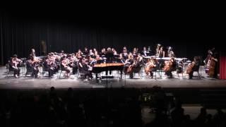 Cherry Hill East Symphony Orchestra, Rachmaninoff Piano Concerto No. 2 (Daniel Kim, piano)