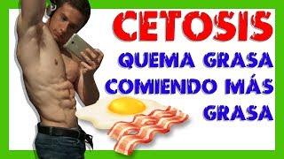 dieta ceto y pérdida de grasa