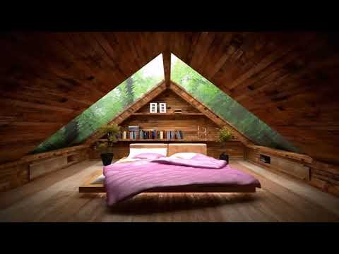 Small Attic Space Design Ideas