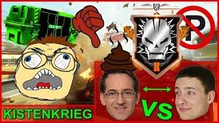 BLACK OPS 2 - Kistenkrieg - Stevepiti vs Pink RAGE Panter mit Facecam [HD]